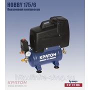 Поршневой компрессор с прямой передачей Кратон Hobby 175/6 фото