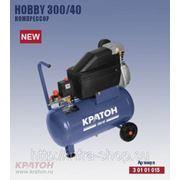 Поршневой компрессор с прямой передачей Кратон Hobby 300/40 фото