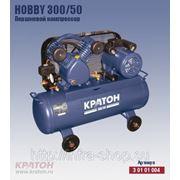 Поршневой компрессор с ременной передачей Кратон Hobby 300/50 фото