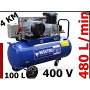 SKY100L 400V 480L Компрессор фото