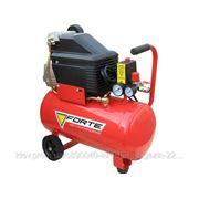 Компрессор FORTE FL24 Частота: 50 Гц, Гарантия: 12, Мощность двигателя: 2.0, Напряжение питания: 220-240 V ~ 50 Hz, Напряжение питания: 220-240 V ~ 50 фото