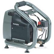 Компрессор METABO POWER 150 Гарантия: 12, Напряжение питания: 220-240 V ~ 50 Hz, Объем ресивера: 3, Питание: от сети, Потребляемая мощность: 750, фото