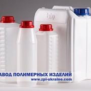 Полиэтиленовые бутылки, канистры 1,2,3,4,5,10,20 ,25 литров. фото