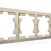 Рамка 4-я кремовая, М43 DEFNE (250) 42010704 фото