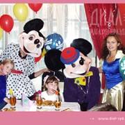 Организация и проведение детских праздников фото