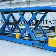 Длинноразмерные подъёмные столы фото