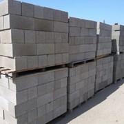 Шлакоблоки блоки керамзитобетонные фото