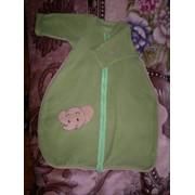 Спальный мешок детский фото