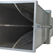 АНТЕННА ИЗМЕРИТЕЛЬНАЯ рупорная, биортогональная, широкополосная П6-125 фото