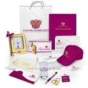 Печать логотипа на пакетах, футболках, кепках фото