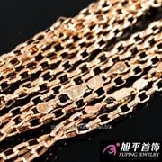 Цепочка позолота ''Якорное'' плетение (0,3 х 50см) 524224 фото