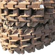 Комплект гусениц нового образца для трактора Т-4А  фото