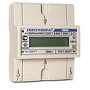 Счетчик электроэнергии СЕ101 (Энергомера) фото