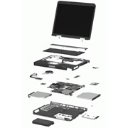 Замена комплектующих на ноутбуке фото