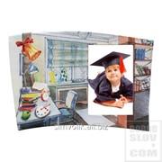 Школьная фоторамка на магните Комната школьника Артикул: РК-013 фото