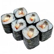 Доставка блюд японской кухни - Хосомаки Унаги фото
