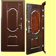 Дверь металлическая модель YD 869-1 фото