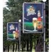 Реклама на биг-бордах, призматронах, брендмауэрах фото