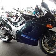 Мотоцикл спортбайк No. B4855 Kawasaki ZZ-R1100 фото