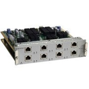 Модуль WS-X4908-10G-RJ45 Cisco 8 port 2:1 10GbaseT line card for 4900M series фото