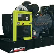 Дизельные генераторы Pramac фото