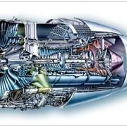 Турбореактивный двухконтурный авиационный двигатель ПС-90А фото