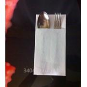 Конверт-салфетка для приборов из AIRLAID фото