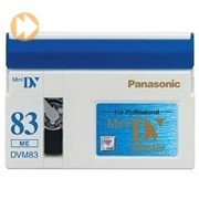Видеокассета PANASONIC AY-DVM83MQ фото