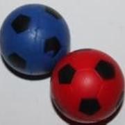 Игрушка для кошки Футбольный Мячик, 4 см фото