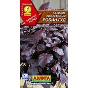 Семена Базилик Робин Гуд, овощной фиол. фото