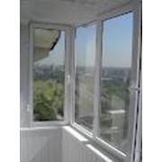 Остекление балконов, лоджий фото