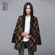 Шерстяное пальто женское 42986762066 фото