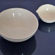 Чашки выпарительные фарфоровые Б/н фото