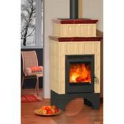 Кафельная печь Fireplace Viktoria фото