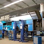 Сервисное обслуживание и ремонт грузовой техники фото