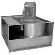 Вентилятор канальный прямоугольный. фото
