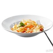 Тарелка глубокая для пасты 300мм Lubiana KAZUB (0229) фото