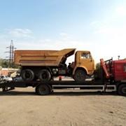 Перевозка габаритных и негабаритных грузов фото