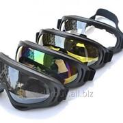 Очки защитные тактические -маска фото