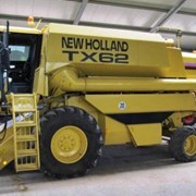 Зерноуборочный комбайн New Holland TX62 фото
