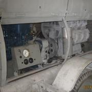 Аренда компрессора с отбойным молотком ПСКД-3,5 /электро, 2 отбойных молотка / фото