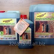 Антисептик для древесины SILVANOLIN 5 литров фото