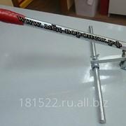 Ключ для кубатейнеров регулирующийся, оцинкованный. фото