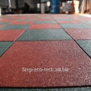 Плика из резиновой крошки (13 мм) Step mini фото