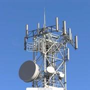 Строительство сетей сотовой связи фото