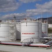 Проектирование нефтебаз и НПЗ фото