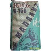 Сухая смесь штукатурная М150 Малахит фото
