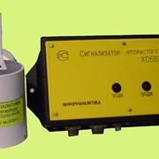 Газоанализатор Хоббит-HF с цифровой индикацией фото