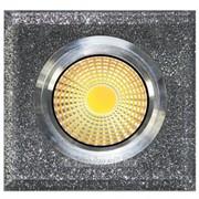 Светодиоды точечные LED QX SILVER SQUARE 3W 5000K фото