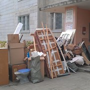 Вывоз старой мебели ГАЗелью от 1500. фото